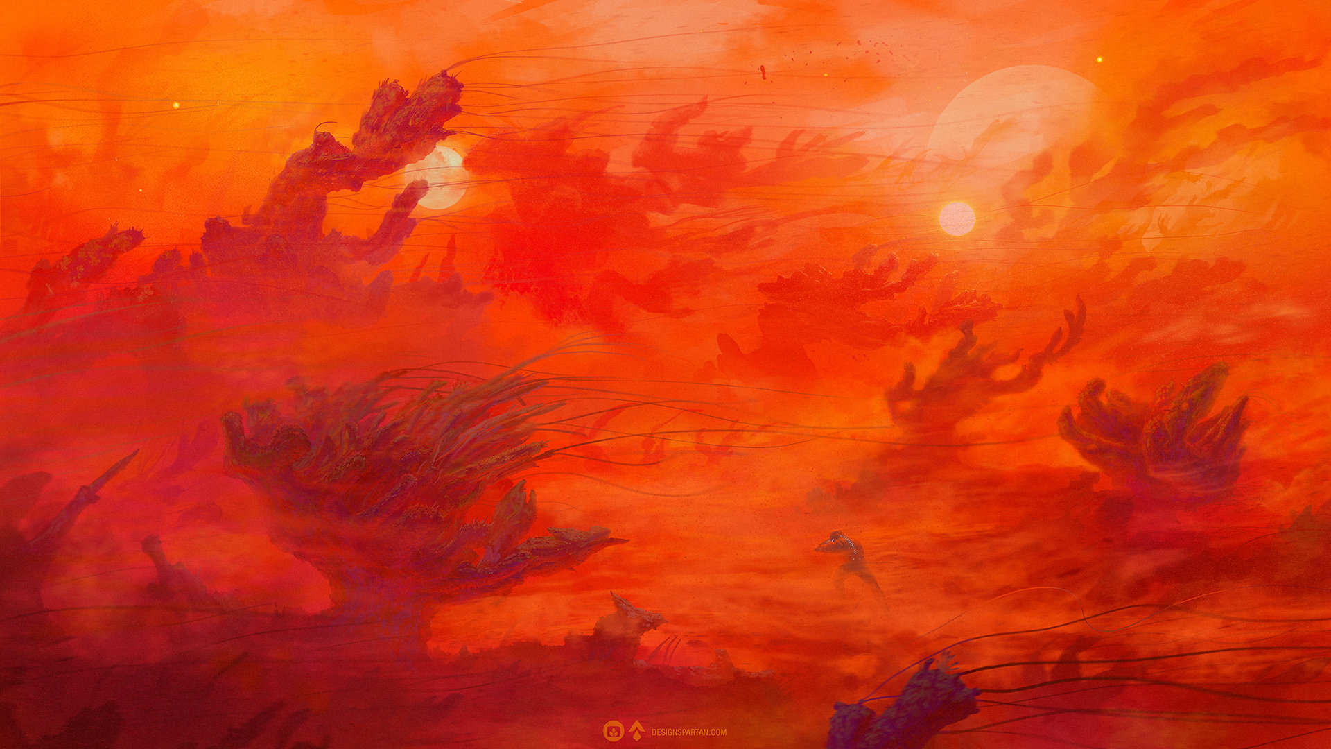 gaetan-weltzer-desktopography2015-red-planet-final par Spartan de DPSchool