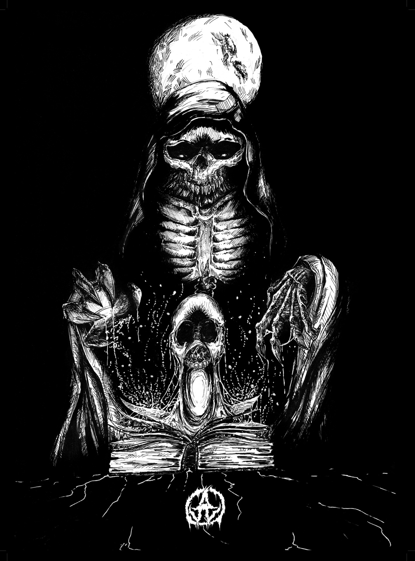 The Book of Souls par Bloodyspiriit