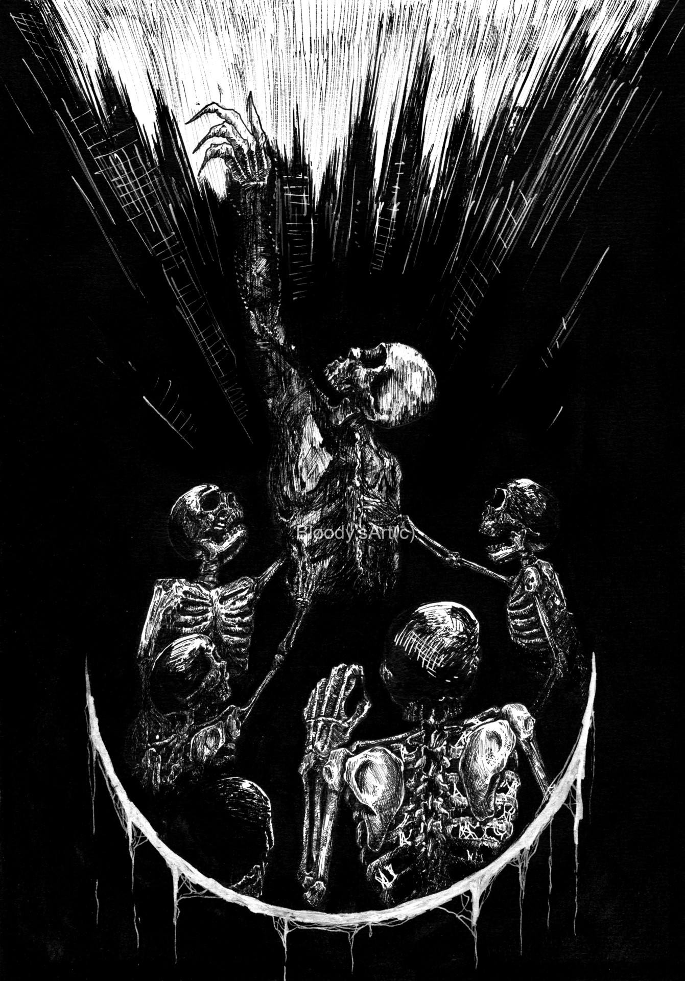 Trapped In The Abyss par Bloodyspiriit