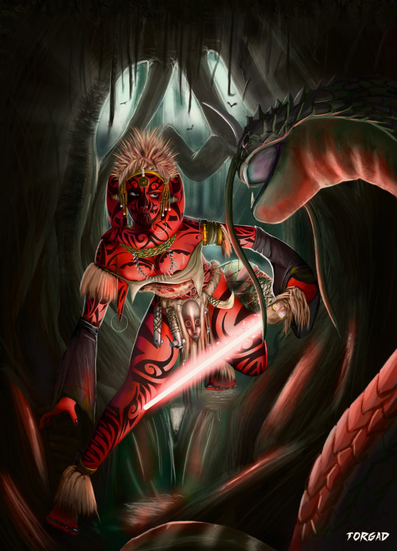 darth talon wild version par torgad