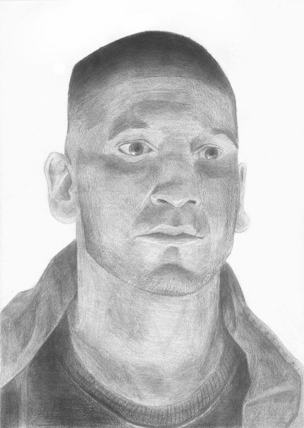 The Punisher (Jon Bernthal) par NyZen