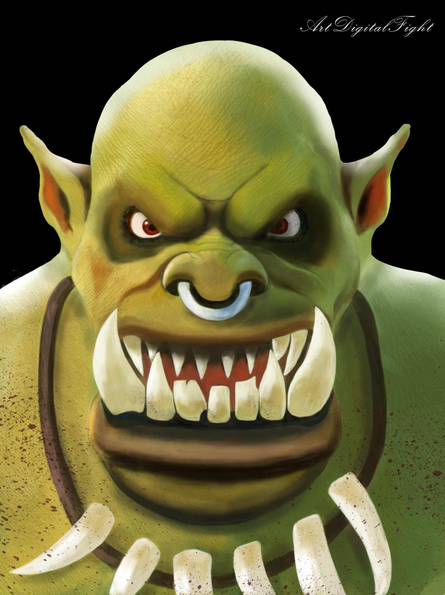 orcs91 par Burning Digital