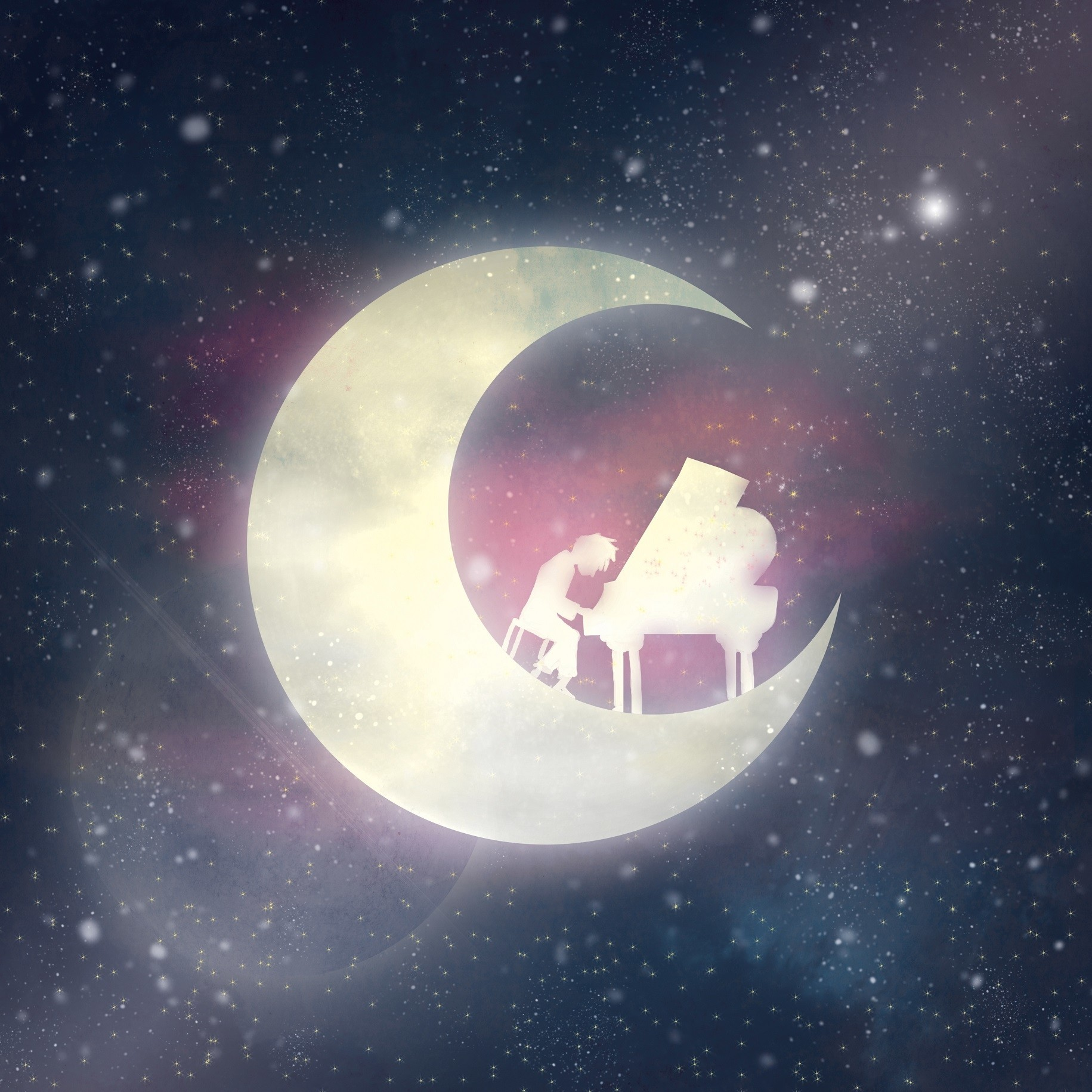 sow-ay-Piano-on-the-moon par Sow