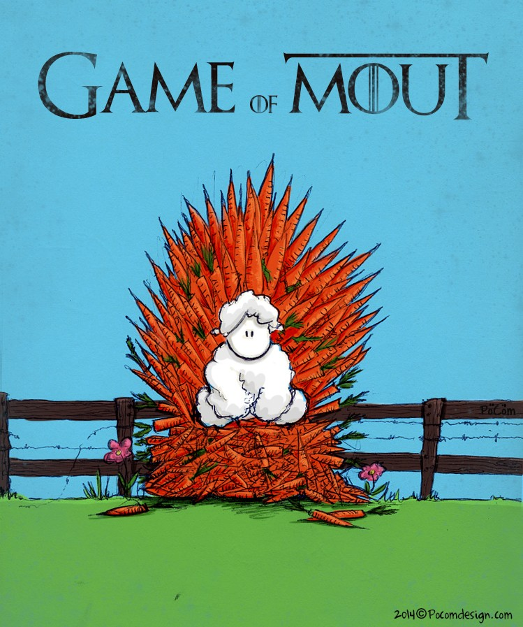 Game Of Mout par PoCom