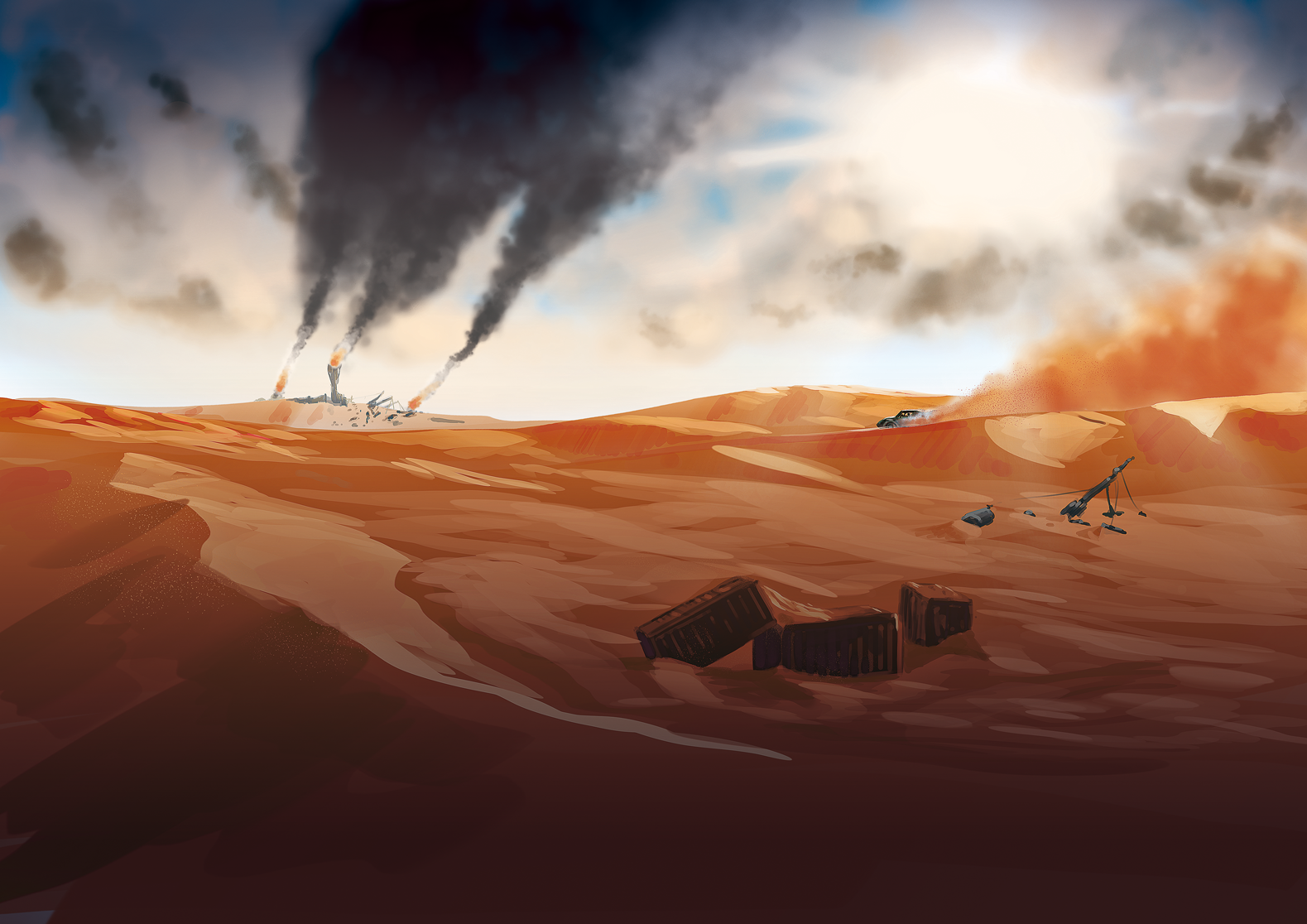 madmax par Willustrate