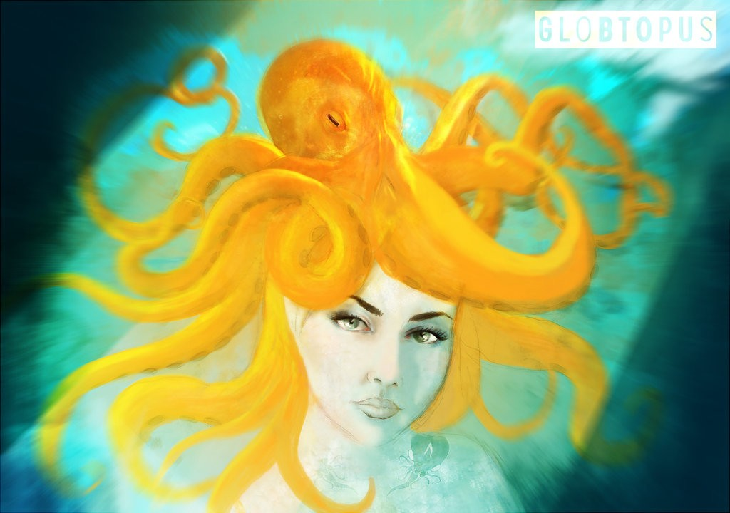 globtopus_by_erolf-d8th4pt par Erolf