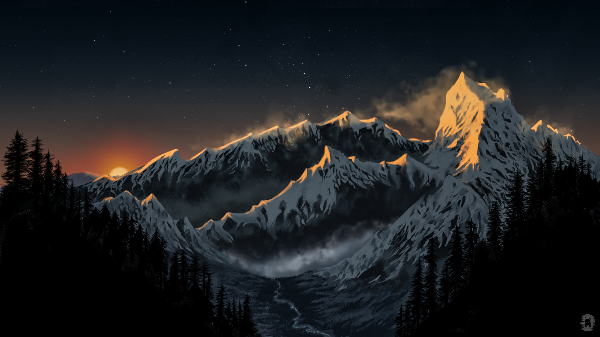 MOUNTAINS par Dimitri