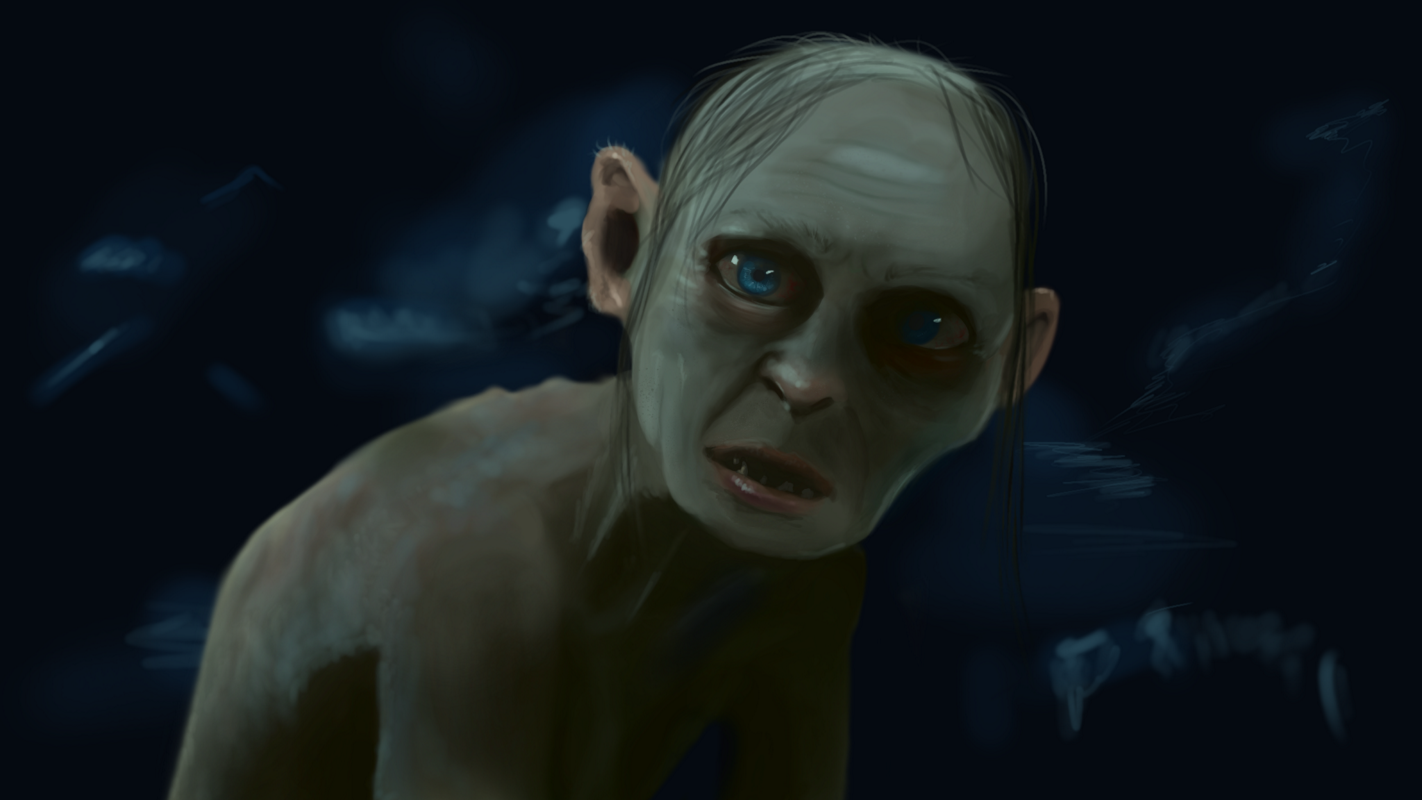 gollum_small par mc'o