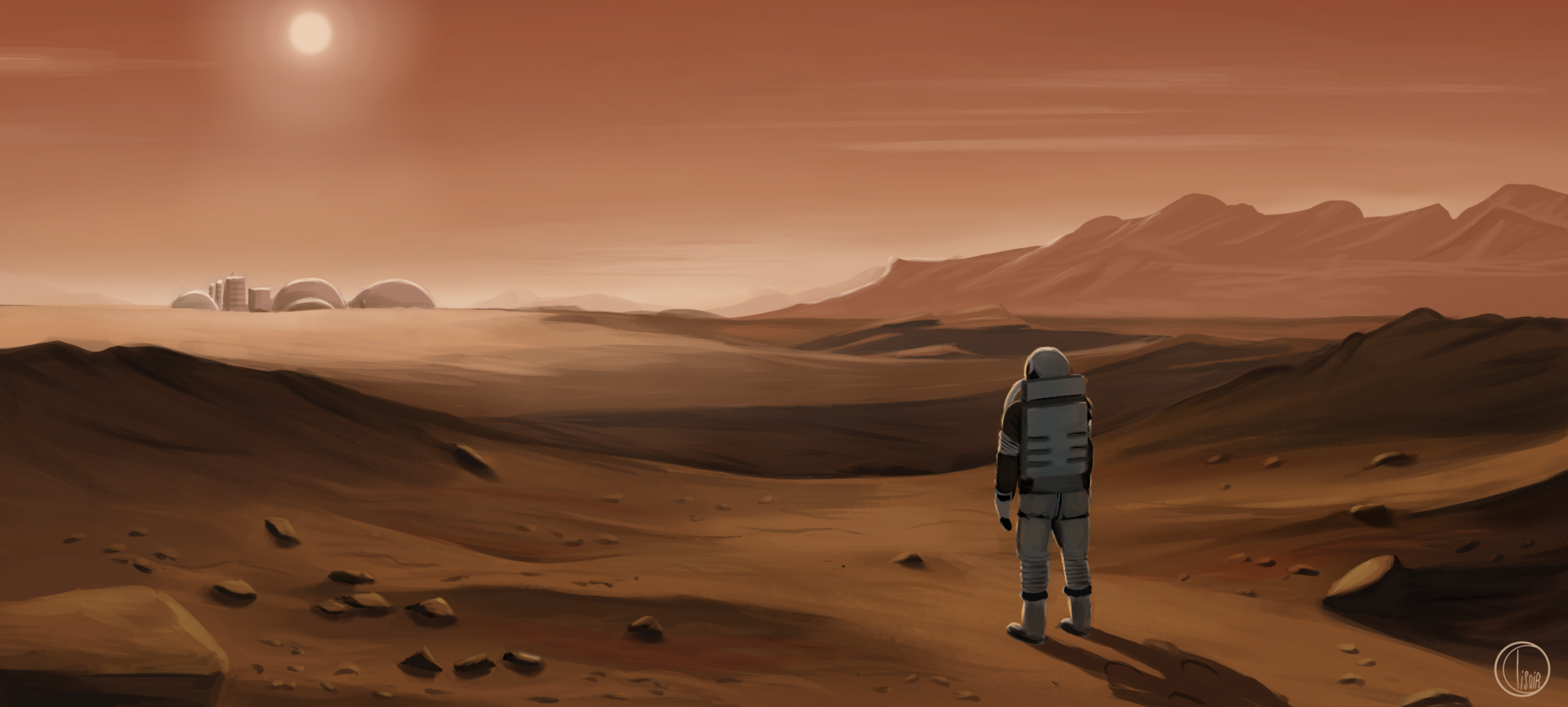 life on mars? par Gamimatia