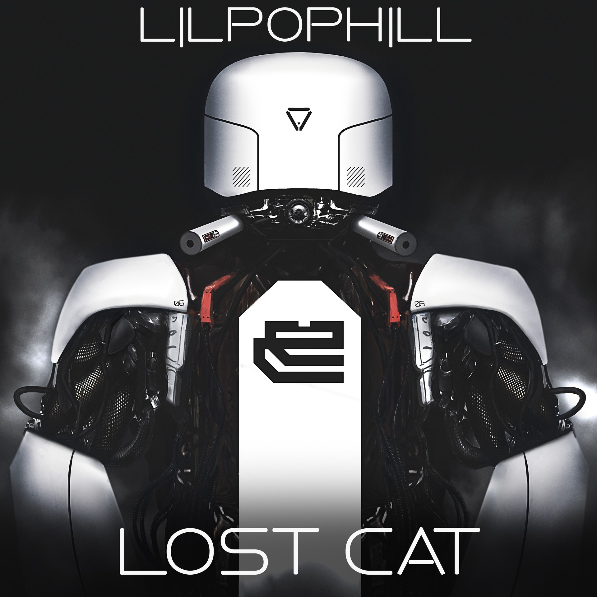 Lost Cat cover1 par AegisFalcon