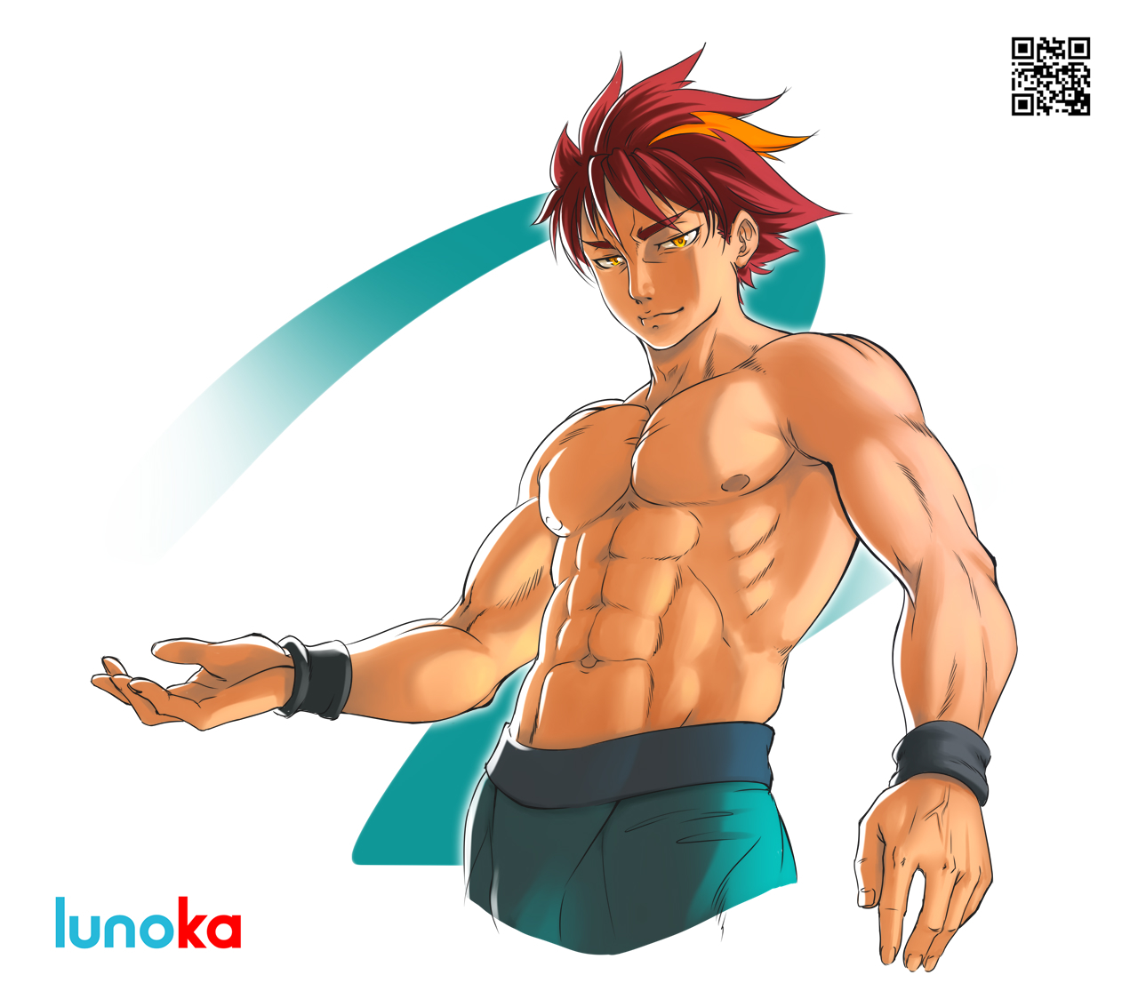 fighter par lunoka