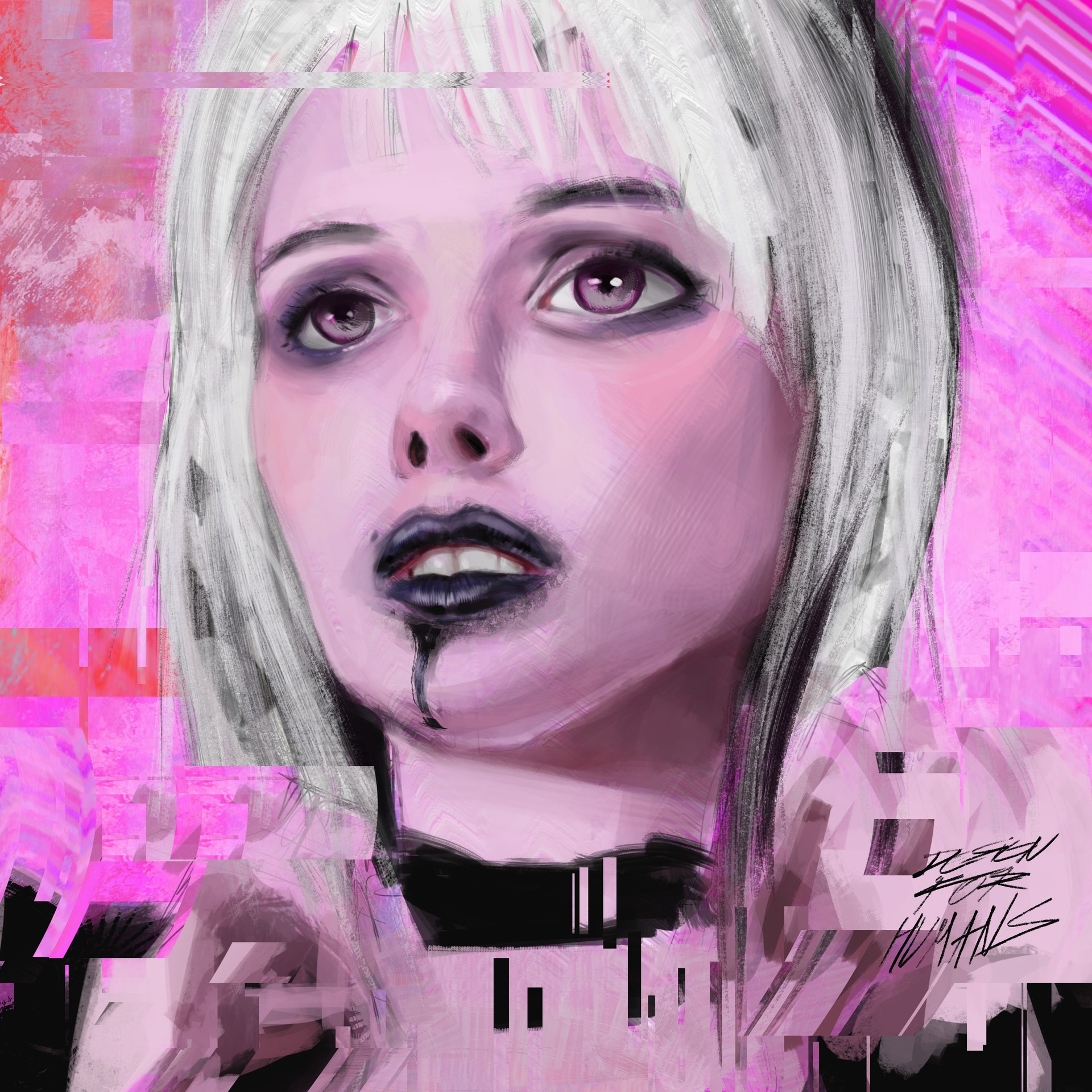Alice glass j6 par Negentropy