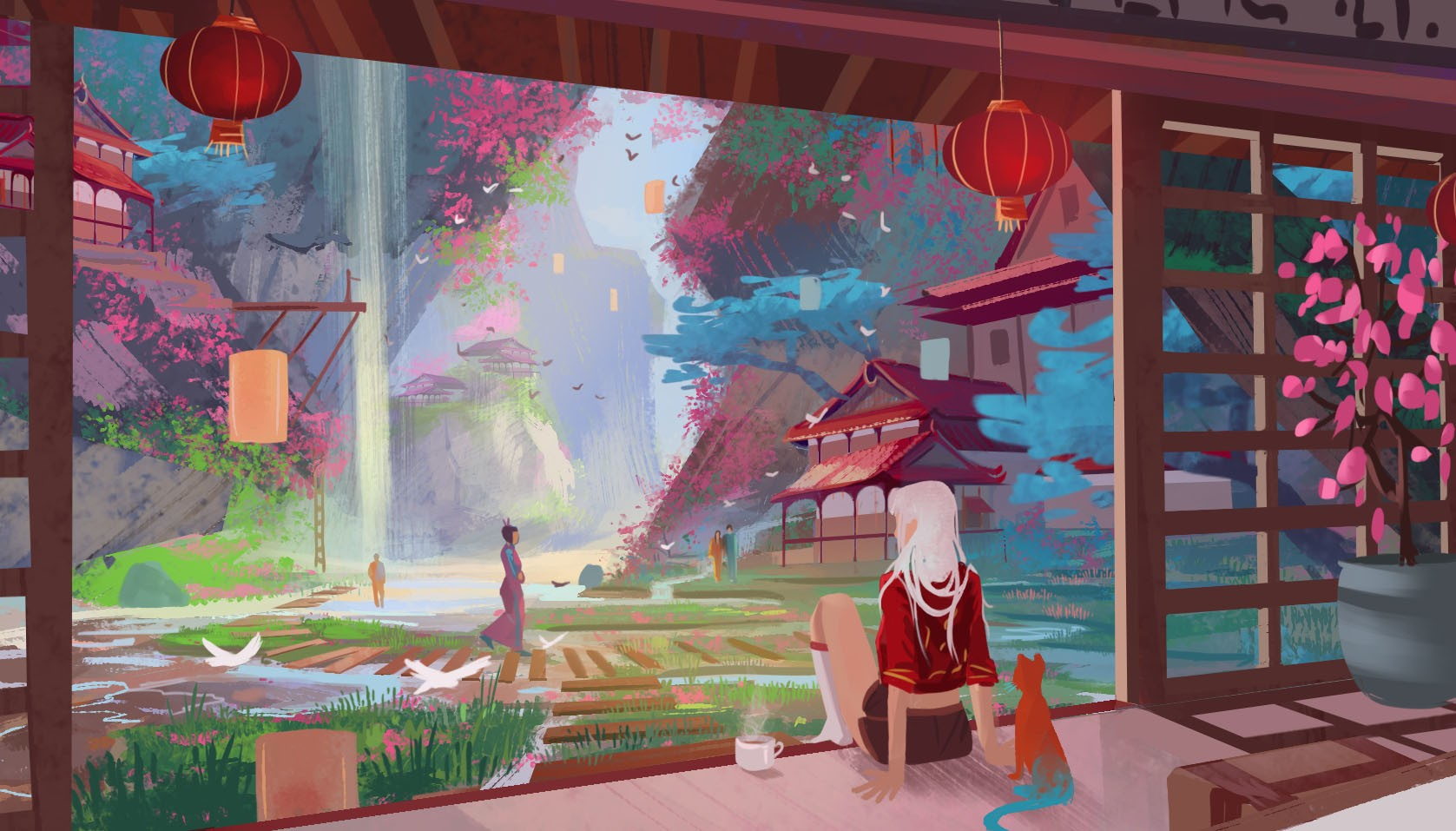 chinese land par leslieeart
