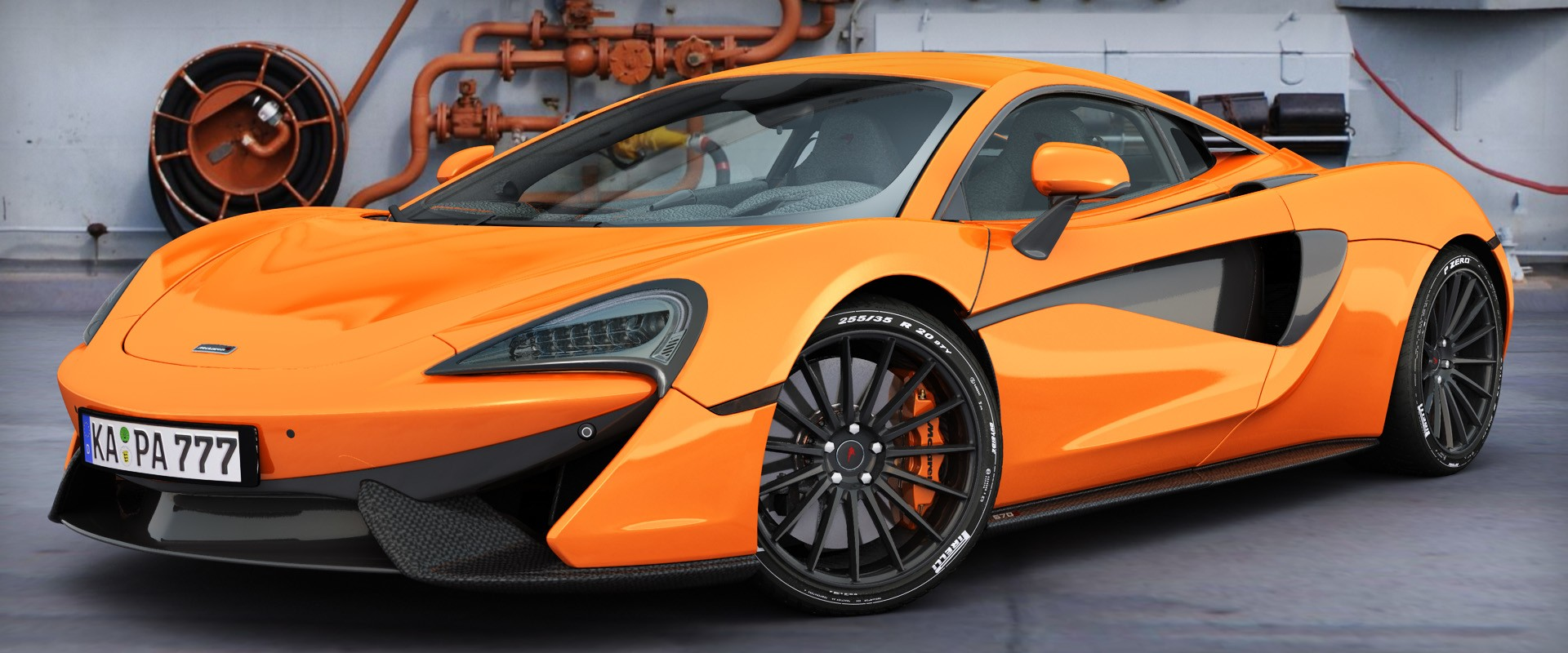 MC LAREN 570S-2 par angelesteban