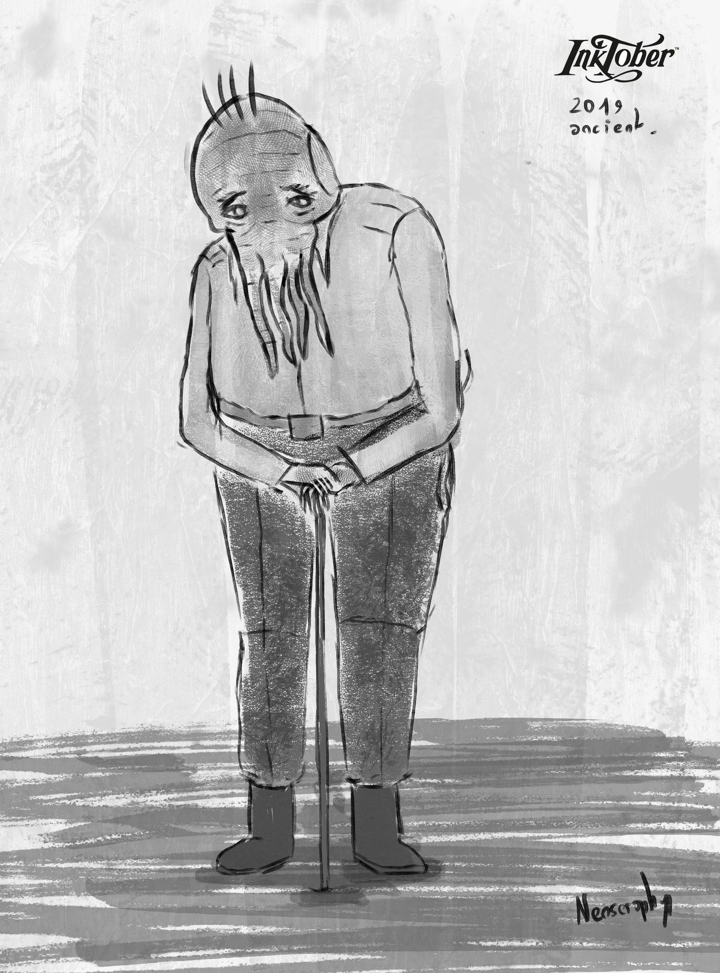 papy ctuhulu par Neoseraphy