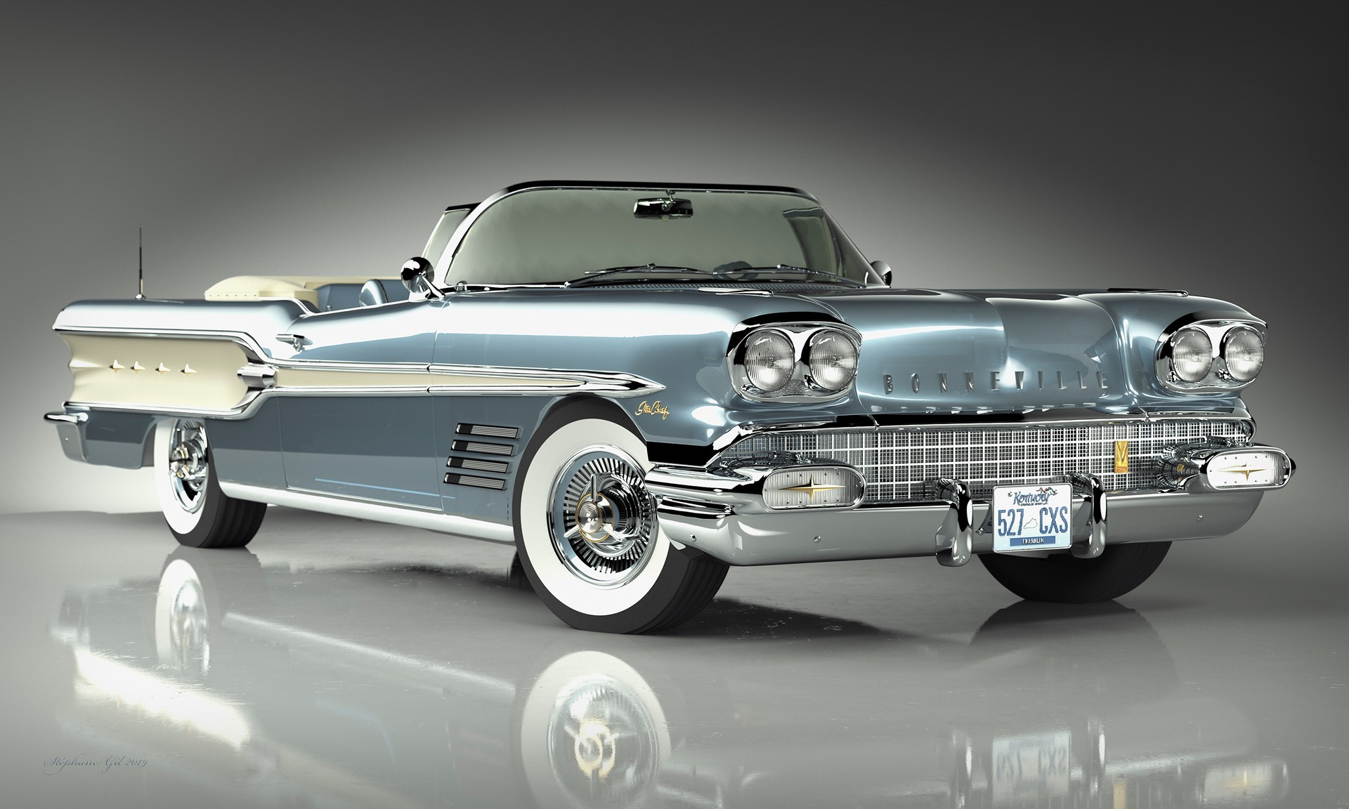 PONTIAC BONNEVILLE1958-SHOOT 1 par angelesteban