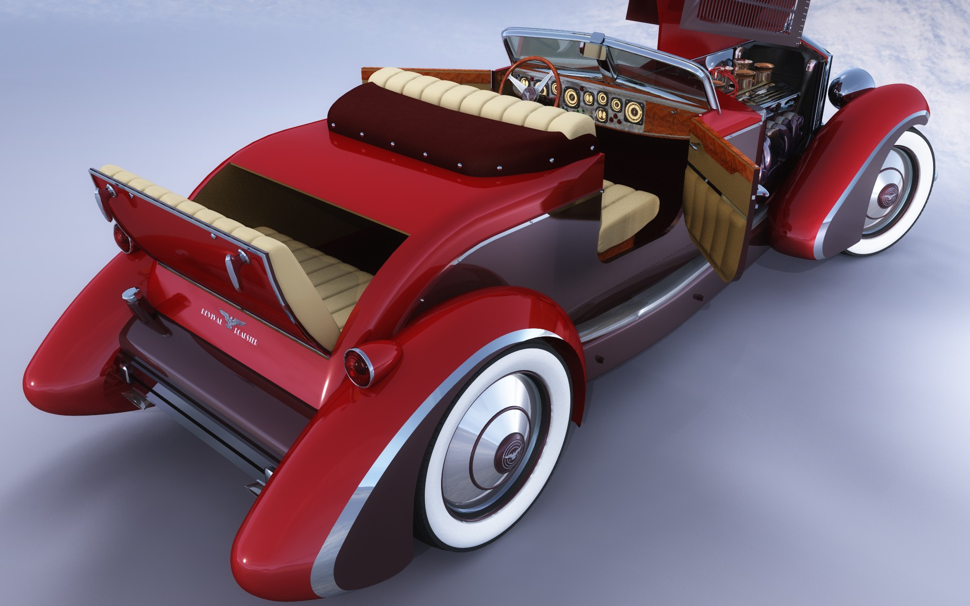 REVIVAL ROADSTER TYPE II - 9 par angelesteban