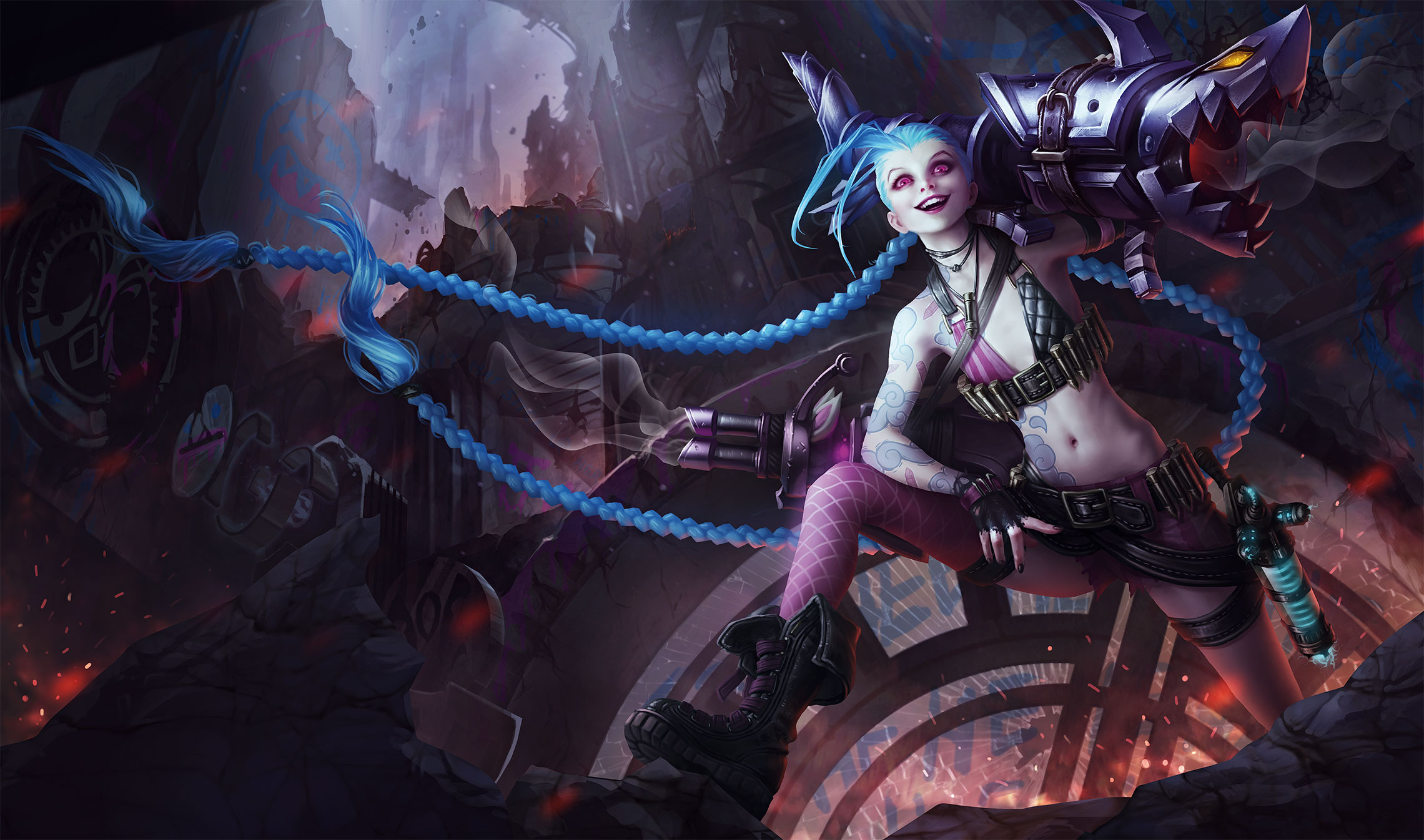 L'art de League of Legends
