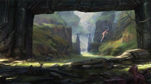 Interview de Grosnez, illustrateur, concept artist et peintre autodidacte