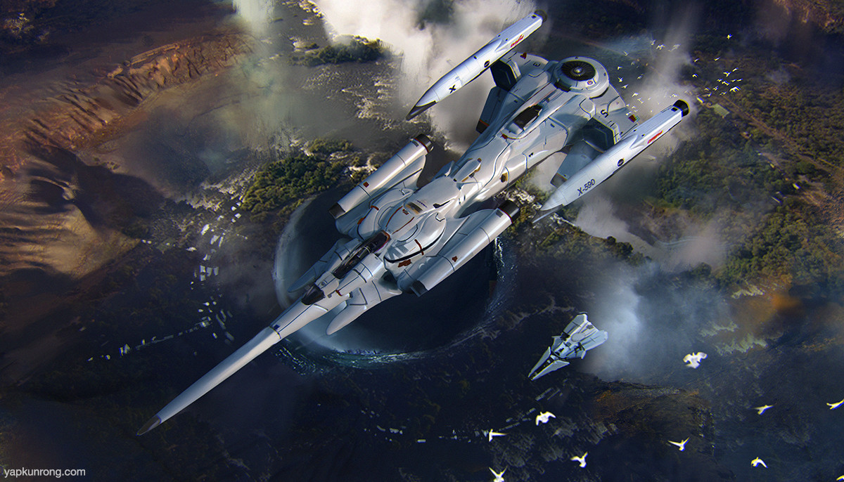 kunrong_yap_digital_painting_illustration_conceptart_scifi_spaceship