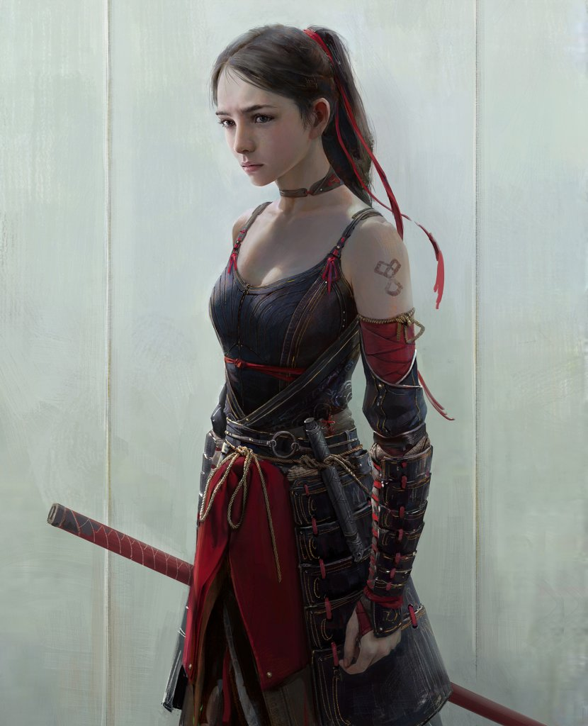 jinglin_xu_digital_painting_illustration_character_warrior