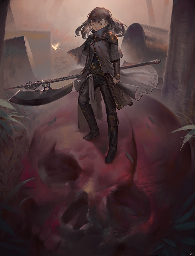 geoffrey_chan_digital_painting_illustration_warrior_character