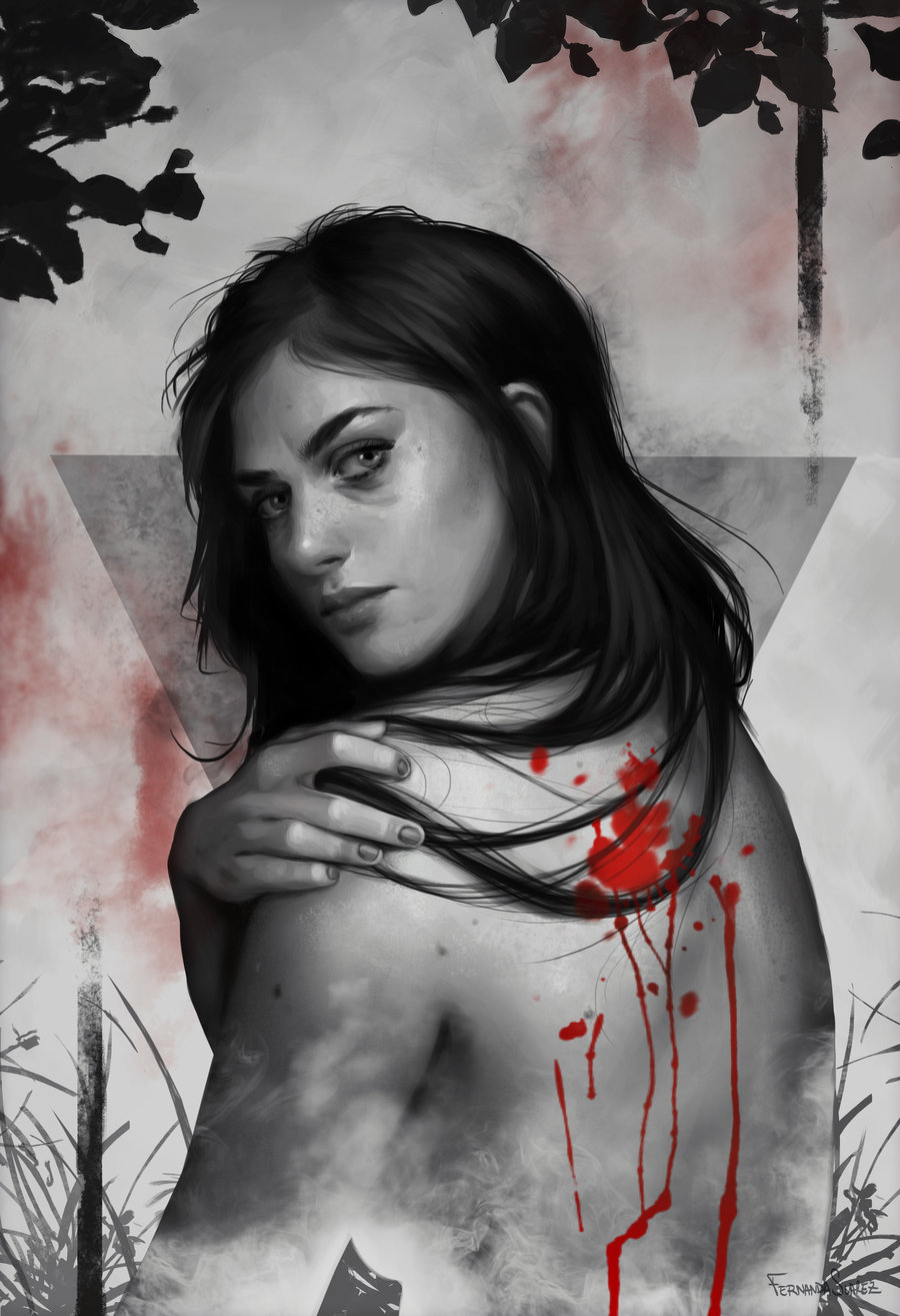 Fernanda_Suarez_digital_painting_illustration_portrait