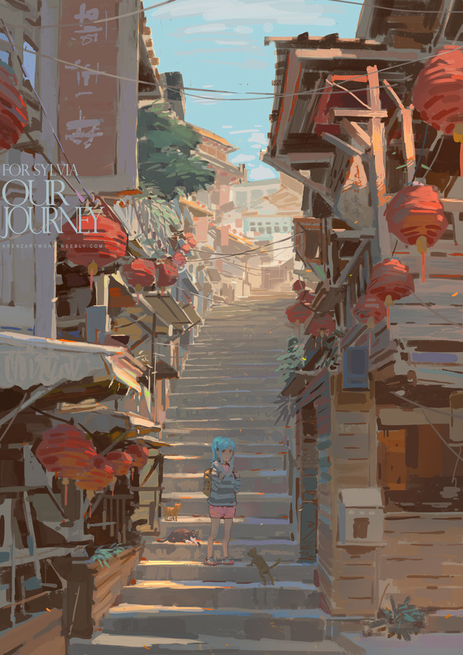 Krenz_Cushart_digital_painting_illustration_conceptart_environment_background