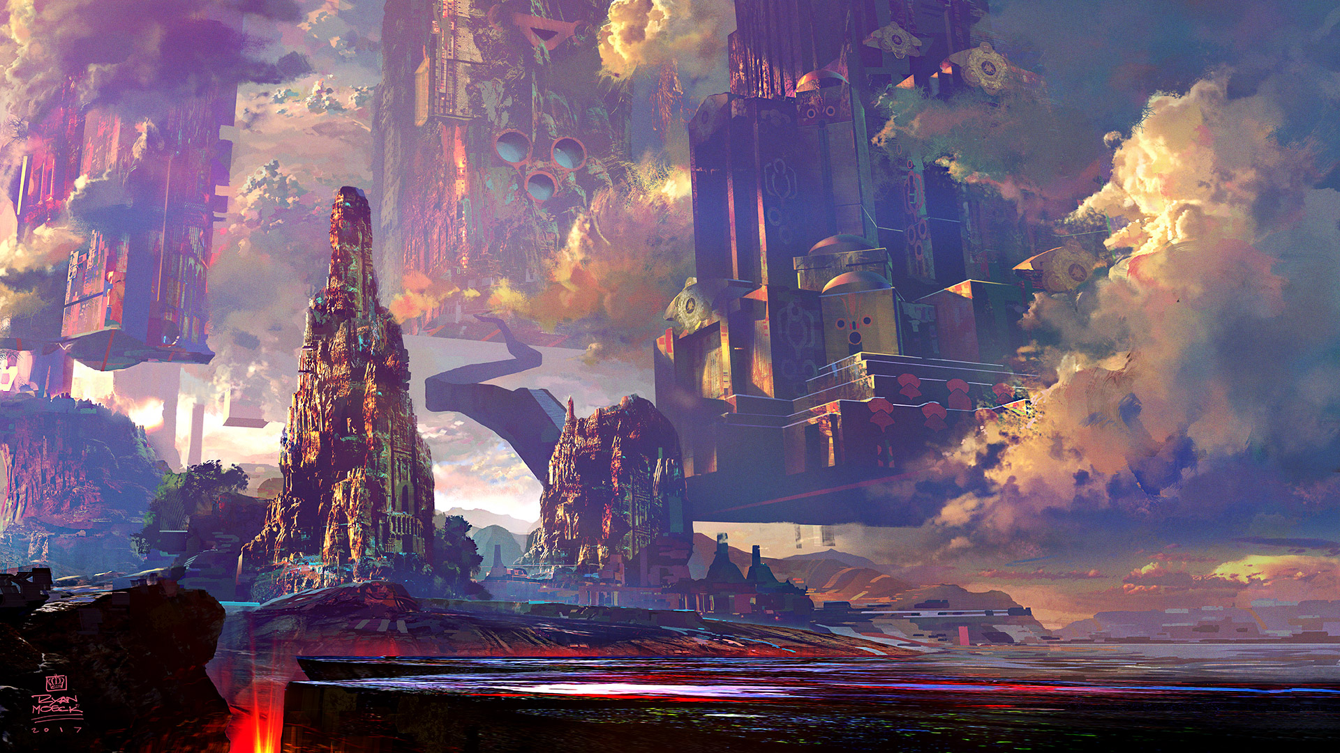 arstation_challenge_ancient_civilisation_digital_painting8