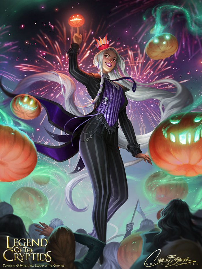 Charlie_Bowater_digital_painting_illustration_pumpkins_halloween