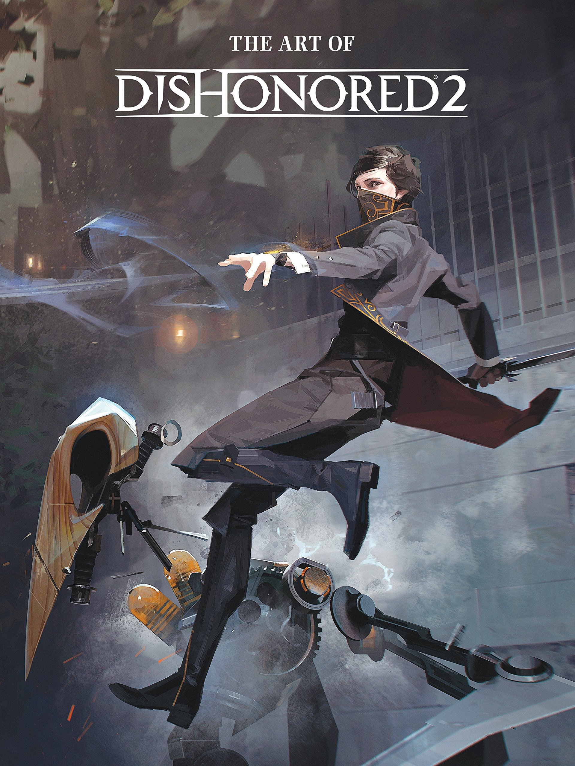 Artbook de Dishonored 2
