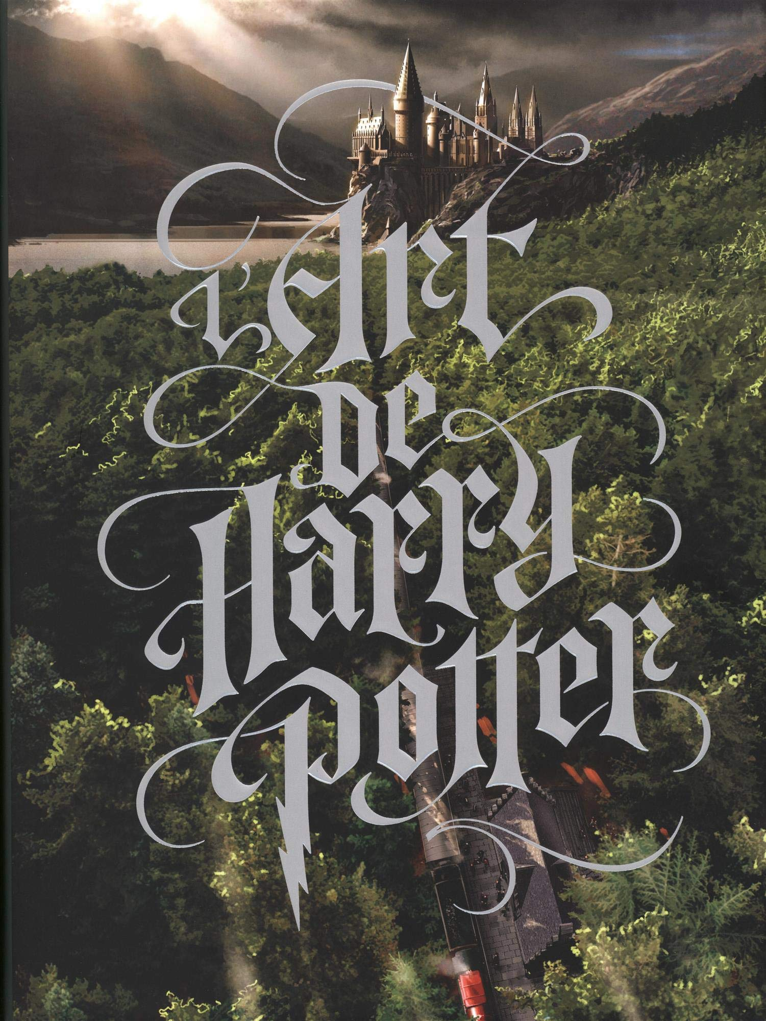 Harry Potter, l'art des films. L'artbook rêvé de tout Potterhead.