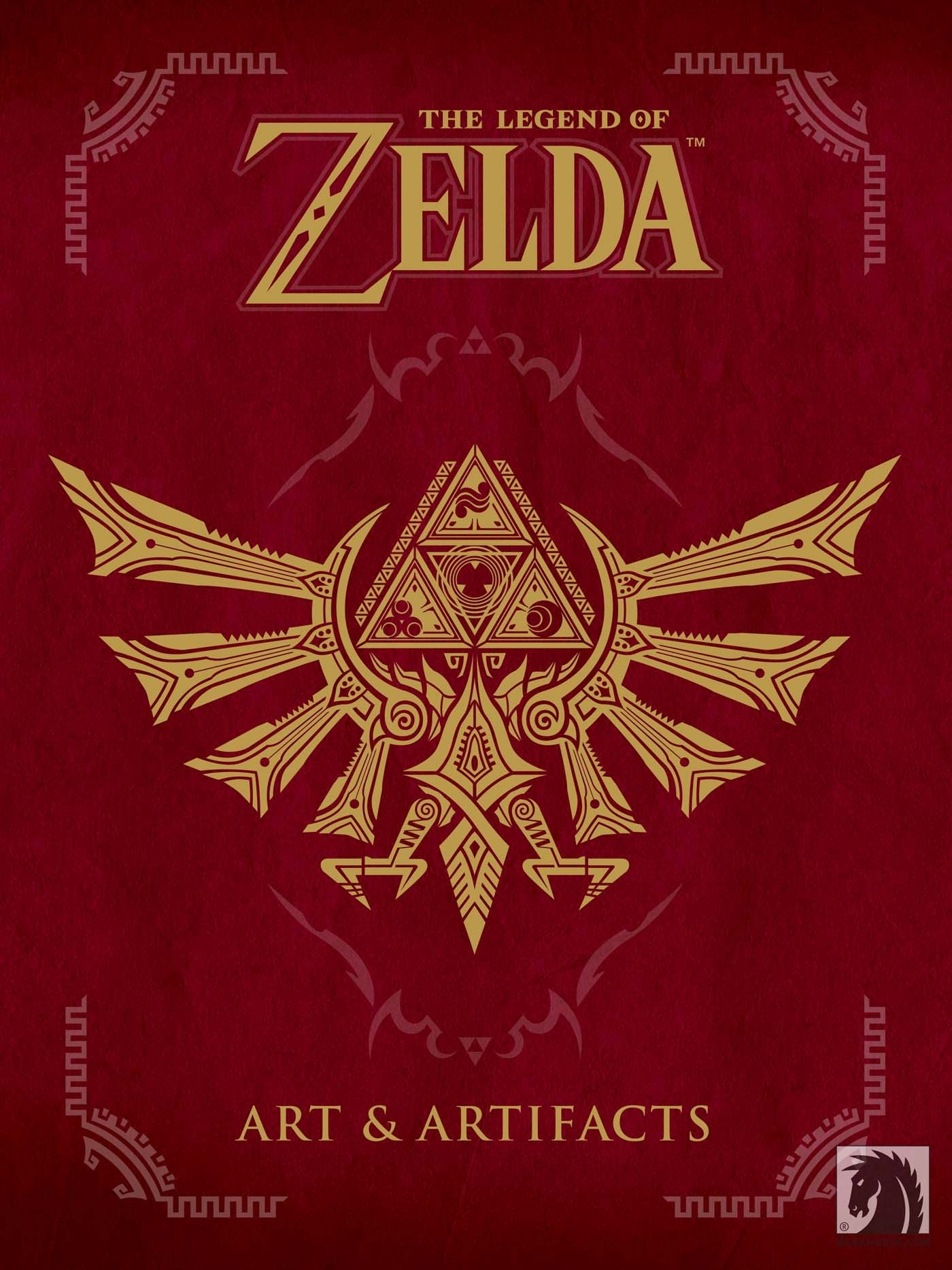 The Legend of Zelda – Art and Artifacts