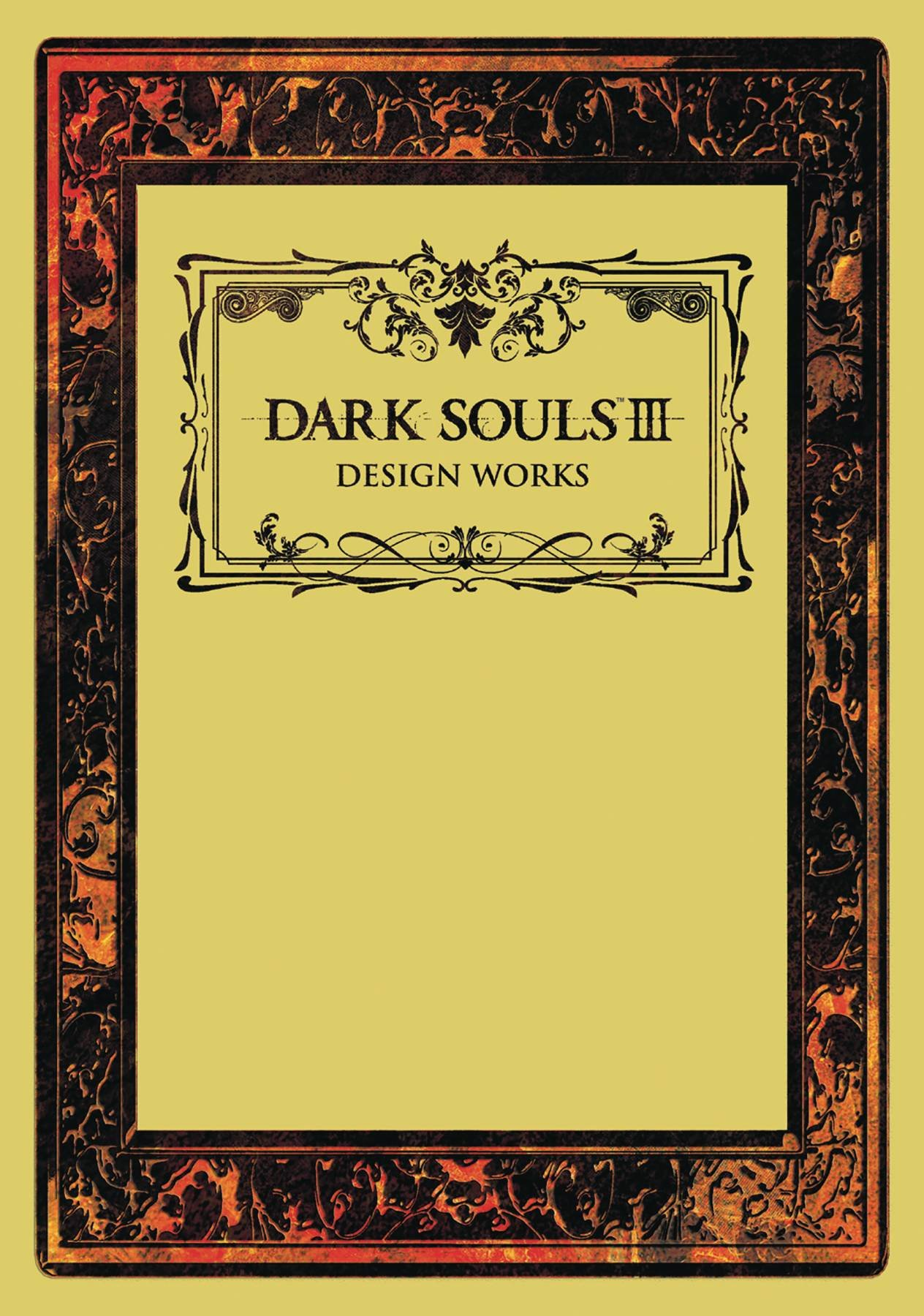 Dark Souls 3 artbook