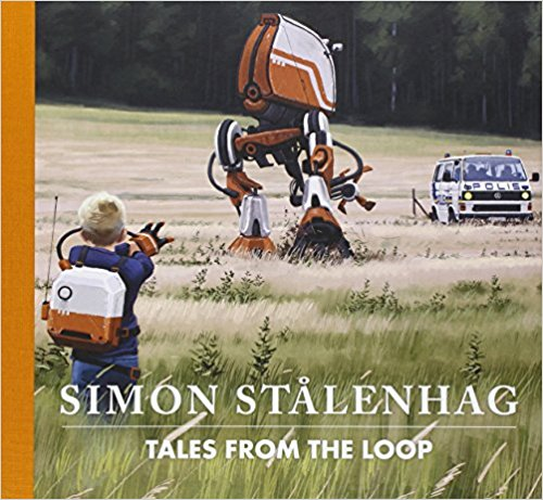 5. Simon Stalenhag – Tales from the Loop