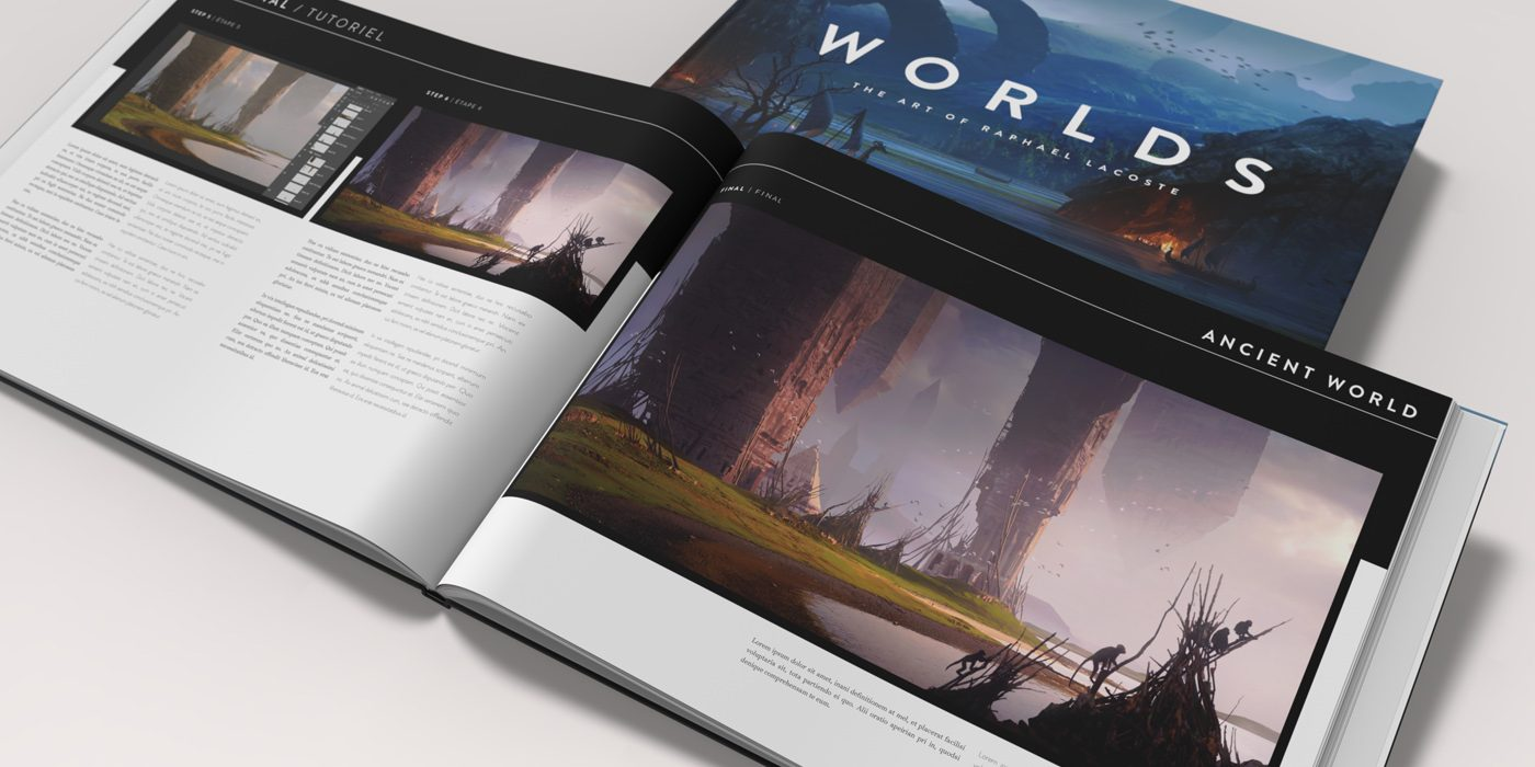 Worlds by Raphael Lacoste