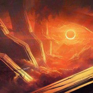 eclipse-digital-painting-de-science-fiction
