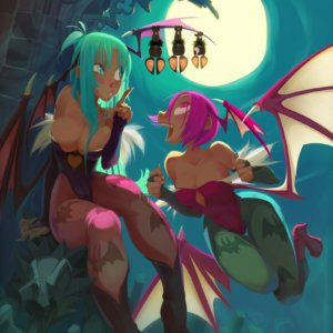 lilith_morrigan_and_co_by_gueuzav
