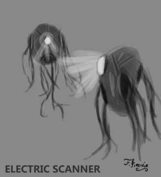 Electric Scanner