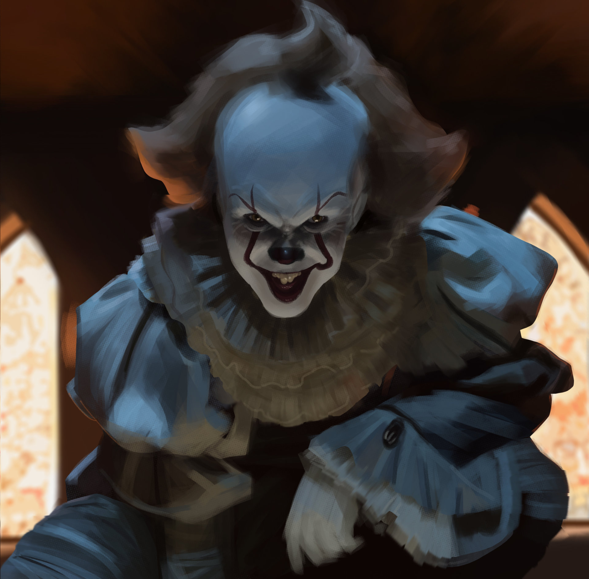 pennywise_study_03_04_2019