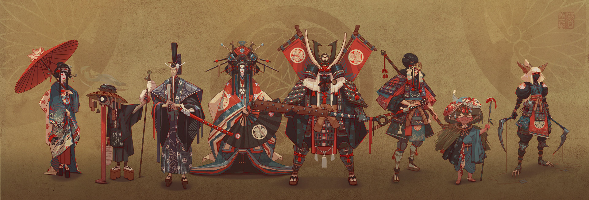 feudal-japan-the-shogunate