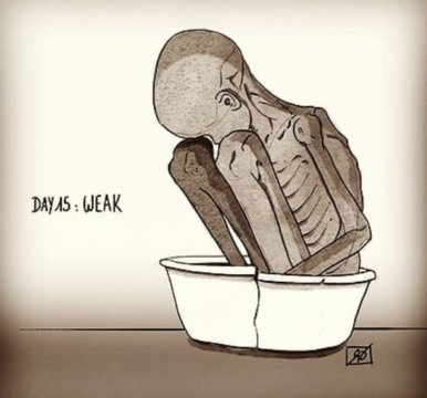 Day 15 : Weak (faible)